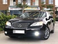 Cần bán lại xe Lexus ES 350 AT model 2008, màu đen, xe nhập số Mỹ
