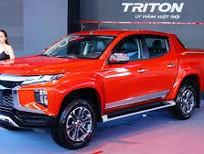 Bán tải Mitsubishi Triton rẻ nhất phân khúc, quà tặng hấp dẫn