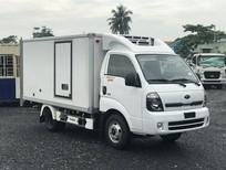 Bán xe tải đông lạnh Thaco Kia K250 tải 1.4 tấn, nâng tải 1.9 tấn, nhiệt độ xuống âm 15 độ