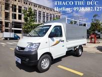 Xe tải Thaco Towner 990 - Thùng bạt 990kg - Trả góp lãi suất tốt - TP. HCM
