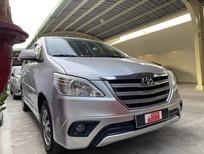 Bán Innova số sàn 2016, biển SG, xe đẹp, giảm giá mạnh khi xem xe