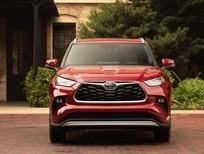 Cần bán xe Toyota Highlander LE 2021, đủ màu, nhập Mỹ, xe mới