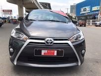 Cần bán xe Toyota Yaris năm 2016, màu xám, nhập khẩu số tự động