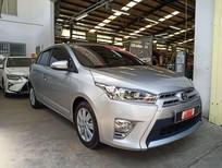 Cần bán xe Toyota Yaris 1.3G 2016, màu bạc, nhập khẩu