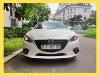 Bán nhanh Mazda 3 2016, màu trắng