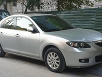 Cần bán gấp Mazda 3 1.6L đời 2009, màu bạc, nhập khẩu nguyên chiếc giá cạnh tranh