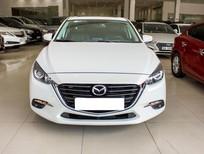 Cần bán xe Mazda 3 AT 2019, màu trắng, siêu lướt