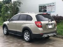 Cần bán Captiva LTZ model 2009, màu vàng cát
