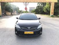 Cần bán Toyota Corolla altis 1.8G AT 2011, màu đen