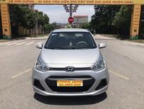 Cần bán Hyundai i10 1.2MT Sport 2016, màu bạc, nhập khẩu, giá 310tr