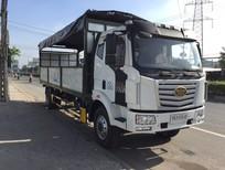 Giá xe tải Faw 2020 thùng dài 9m8