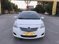 Cần bán gấp Toyota Vios 1.5MT 2010, màu trắng