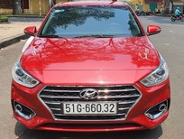 Xe Hyundai Accent đăng kí T8/2018, số tự động mới 98%