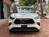 Toyota Highlander Limited 2020, màu trắng, xe nhập Mỹ, giao xe ngay - Giá siêu tốt