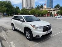 Bán xe đã qua sử dụng Toyota Highlander LE 2014, màu trắng, xe nhập Mỹ