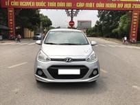 Bán xe Hyundai i10 1.2MT 2017, màu bạc