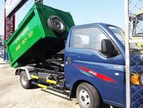Xe tải chở rác Jac 3.5 khối giá thanh lý - Khuyến mãi 50% phí trước bạ