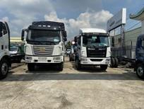 Đại lý bán xe tải Faw 8 tấn - Thùng bạt 8m chở hàng cồng kềnh - Khuyến mãi thuế trước bạ