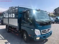 Bán xe tải Thaco OLLIN 350 tải 2,4 tấn nâng tải 3.5 tấn thùng mui bạt, kín, trả góp từ 140tr