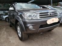 Bán xe Toyota Fortuner 2.5 G năm 2009