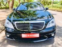 Bán Mercedes sản xuất 2008, màu đen, nhập khẩu nguyên chiếc còn mới
