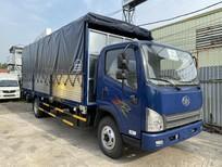 Bán FAW xe tải thùng sản xuất 2017, màu xanh lam