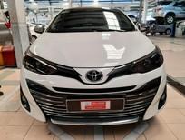 Cần bán gấp Toyota Vios 1.55 2019, màu trắng, 570 triệu
