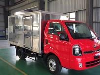 Xe tải Kia K250 Thaco 2,4 tấn mui bạt, giá tốt, hỗ trợ trả góp, giao xe tận nhà