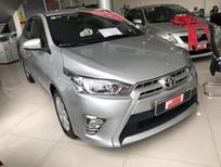Cần bán lại xe Toyota Yaris G 2015, màu bạc