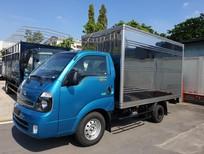 Bán xe tải Kia K200 - thùng kín - 990kg - đời 2019 new 100% - xanh dương - xe sẵn giao ngay - giá tốt