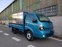 Bán xe tải Kia K250 - 1490kg - mui bạt 3 bửng - new 2018 mới 100% - xanh dương - xe sẵn giao ngay - giá tốt