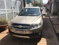 Nhà hẻm nhỏ quay đầu xe khó nên bán gấp xe Captiva 2008 tại Buôn Ma Thuột, Đắk Lắk