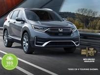 Honda Thanh Hóa ra mắt Honda CR-V 2020 bản Ferafilt đủ màu trong tháng 8, giá cực ưu đãi, LH: 096 202 8368