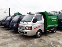Xe tải ép rác 3,5 khối, giá thanh lý tháng 7 KM 5tr