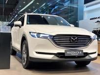 Mazda CX8 2020 màu trắng giao liền. Giá tốt nhất huyện Hóc Môn