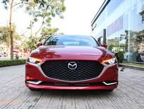 Mazda 3 2020 màu đỏ giao liền. Mazda 3 2.0 Luxury 819 triệu, tặng phụ kiện tại Mazda Gò Vấp
