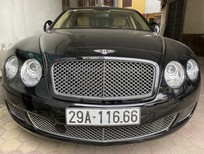 Bán xe Bentley Continental Flying Spur V8 6.0 2011, màu đen, nhập khẩu