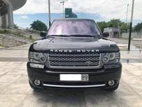 Bán ô tô LandRover Range Rover HSE Luxury 2010, màu đen, nhập khẩu chính hãng