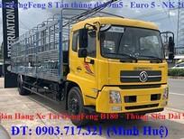 Xe tải DongFeng B180 thùng dài 9m5, xe tải Dongfeng 8 tấn thùng dài 9m5