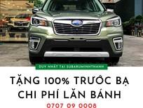 Subaru Forester ưu đãi lên đến 200 triệu đồng