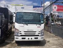 Isuzu NQR77ME4, màu trắng, xe nhập