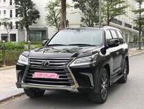 Xe chính chủ bán Lexus LX570 sx 2016 nhập khẩu Trung Đông, full option