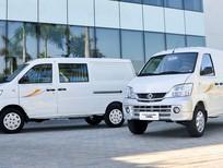 Bán xe tải Van - 𝐓𝐡𝐚𝐜𝐨 𝐓𝐨𝐰𝐧𝐞𝐫 𝐕𝐚𝐧 - tải trọng 490 - 945kg - không bị cấm giờ