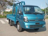 Xe tải Kia K250 giá chữ A chở kính tải 2,4 tấn chính hãng