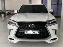 Bán Lexus LX570 Super Sport, Model và đăng ký 2019, chạy 9.600km, xe mới 99%, biển đẹp