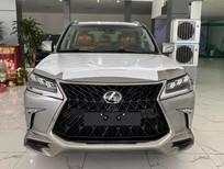 Bán Lexus LX570 Super Sport, sản xuất 2020, nhập trung Đông, xe giao ngay, giá tốt