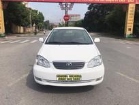 Bán Toyota Corolla Altis 1.8G năm 2005, màu trắng còn mới