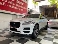Xe Jaguar F-Pace Portfolio 3.0 sản xuất năm 2017, màu trắng, nhập khẩu nguyên chiếc số tự động