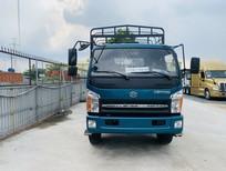 Xe tải 7 tấn 2 thùng 6m7, giá dưới 500 triệu, trả trước 180triệu