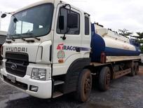 Cần bán xe tải 4 chân HD320 đời 2015 két bồn xe zin có trả góp
